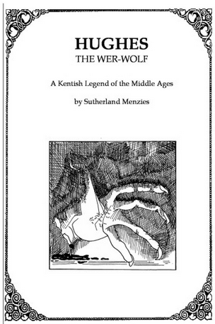 Hughes The Wer Wolf Book