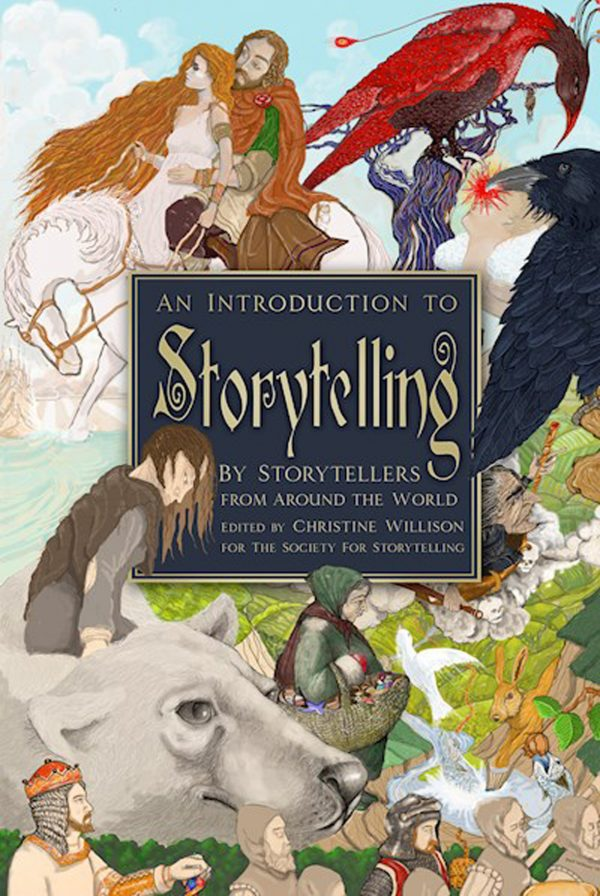 Introduction to Storytelling Book Cover