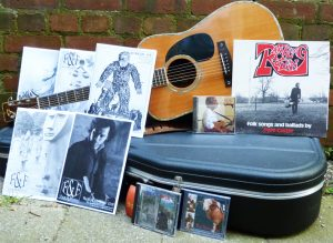 Pete Castle: songs and stories